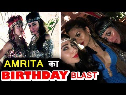 Kareena Enjoys Amrita's 40th Birthday Bash With Girl Gang In Goa