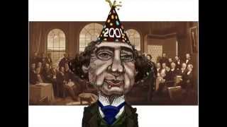 Sir John A Macdonald celebrates 200 years