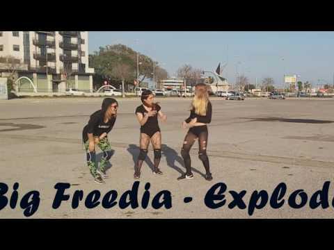 Big Freedia - Bounce It Biggity/Explode (TwerkasT Choreo)