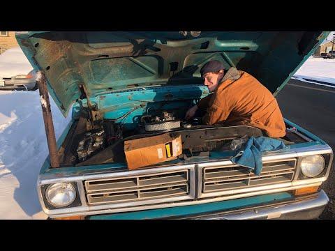 Dash Removal!!! 1972 F100