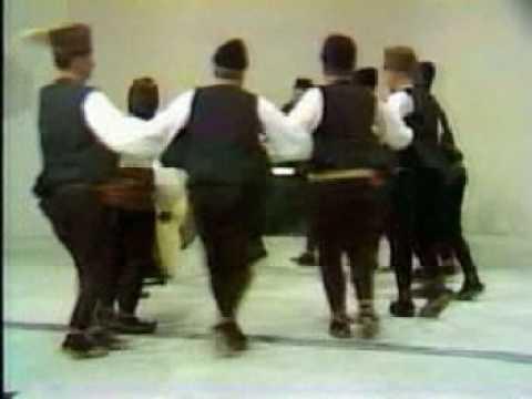 Macedonian Men's Dance - Kopačka