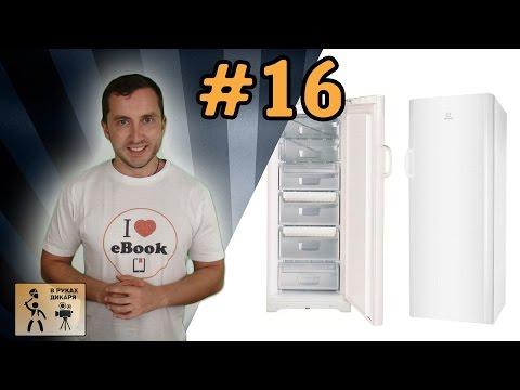 Морозильная камера Indesit UIAA 10.1 194 л обзор