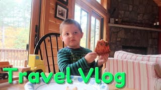 HE WANTS TO BE THIS WHEN HE GROWS UP   Maine Travel Vlog