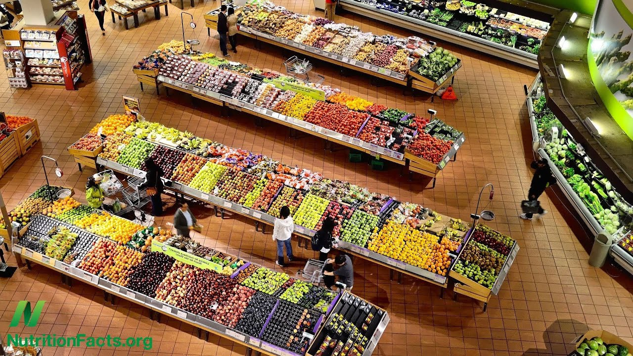 Using the Produce Aisle to Boost Immune Function