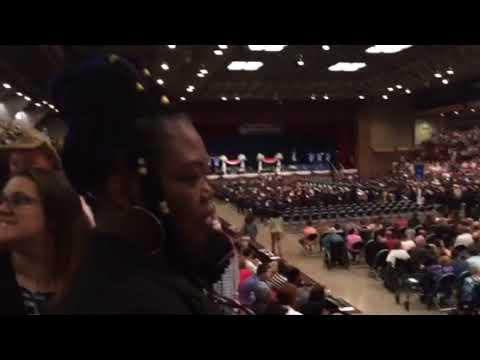 Stark State College graduation ceremony