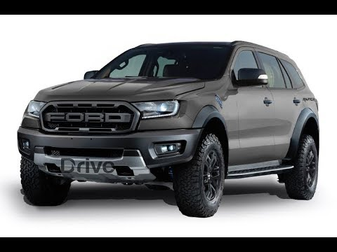 Coming Soon Ford Everest Raptor Youtube