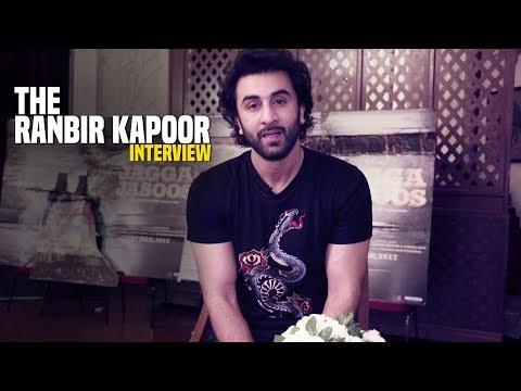 The Ranbir Kapoor interview | Full interview | Exclusive | Jagga Jasoos