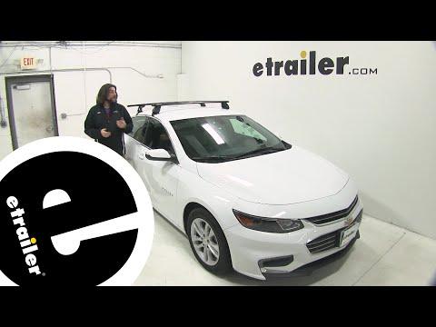 Best 2018 Chevrolet Malibu Roof Rack Options - etrailer.com