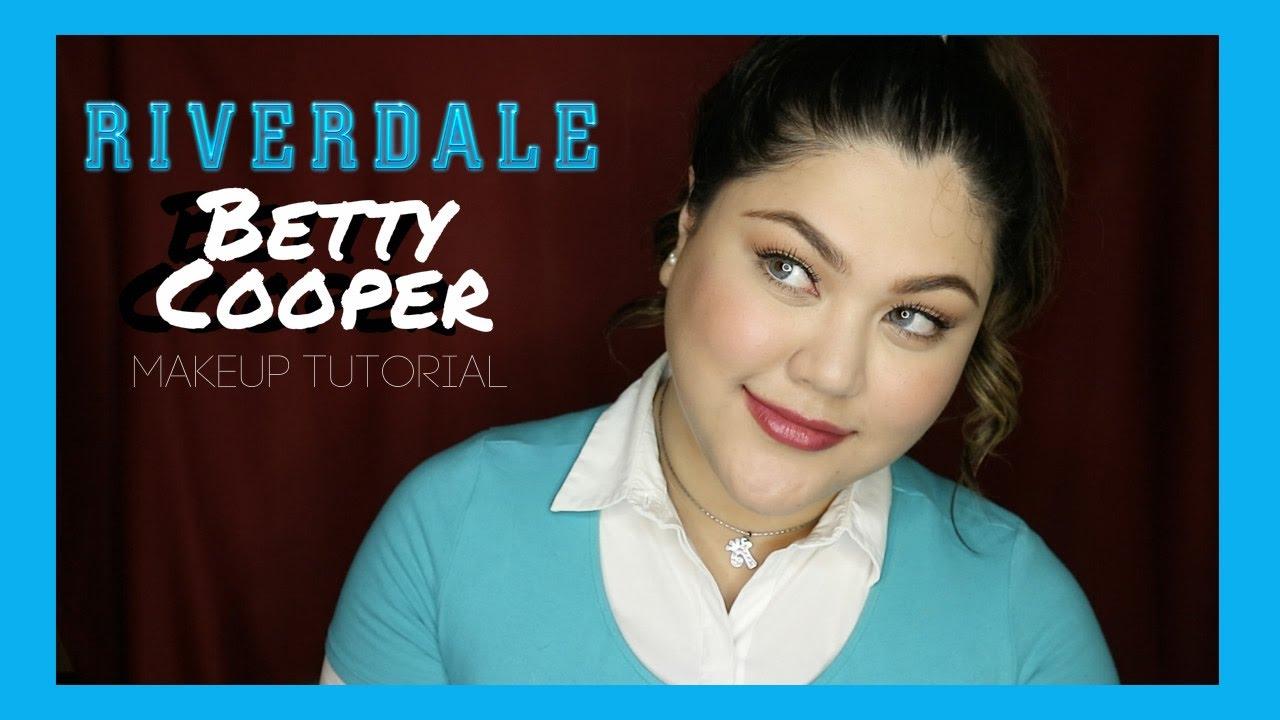 Riverdale Betty Cooper Makeup Tutorial Angkikayko Youtube