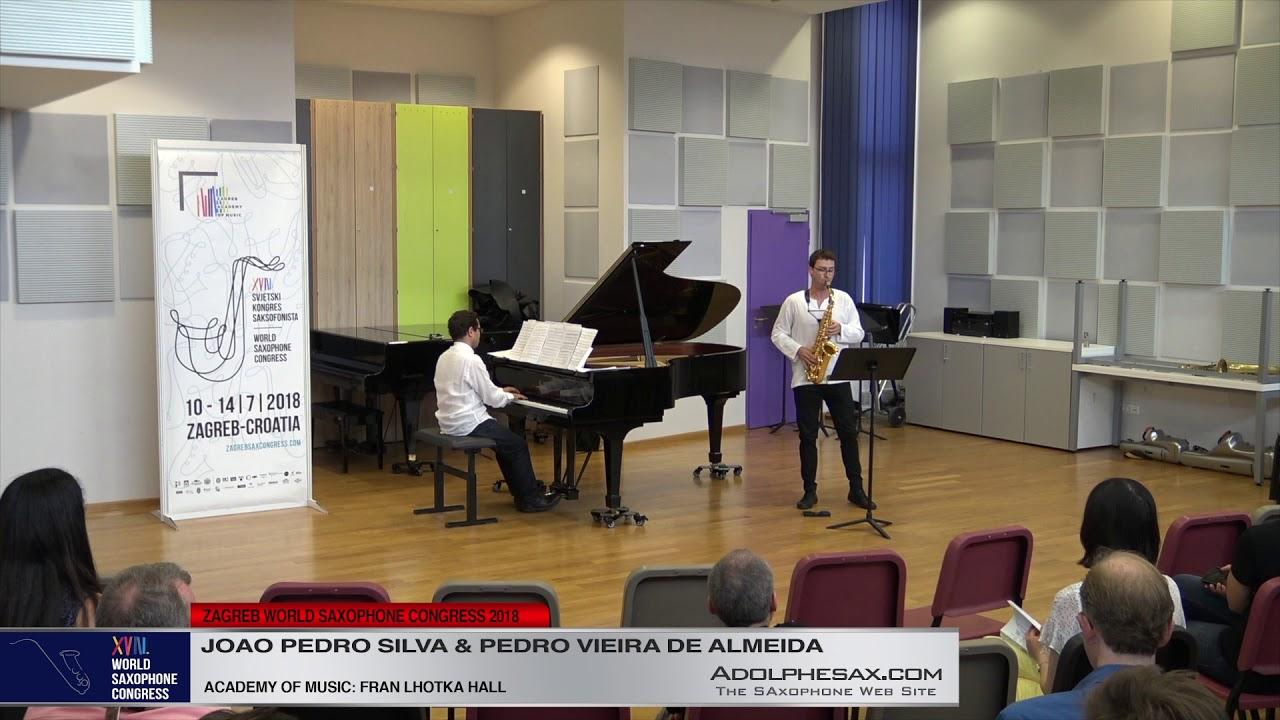 Danc?as do Cao by Jorge Salgueiro   Joao Pedro Silva & Pedro Vieira de Almeida   XVIII World Sax Con