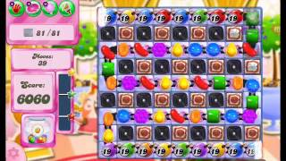 Candy Crush Saga - Level 1023 - No boosters ☆☆☆ :)