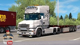[ETS2 v1.27] Scania T4 Series Addon for RJL Scanias + ALL DLC´s ready