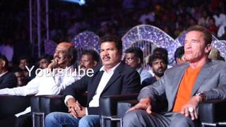 AI movie  Audio Launch Function | Vikram Shankar Arnold Amy Jackson AR rahman