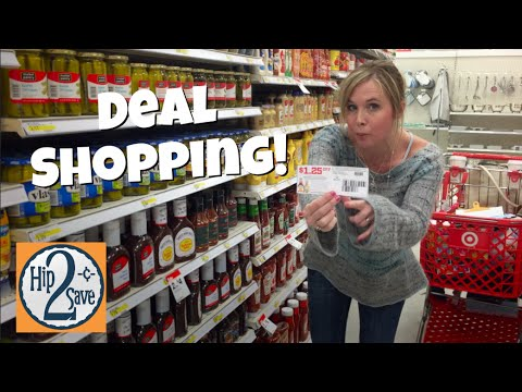 Target DEALS! (Accessories, Diapers, Groceries & MORE!) | Deal Shopping with Collin
