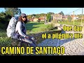 One amazing day of a pilgrim's life on the Camino de Santiago