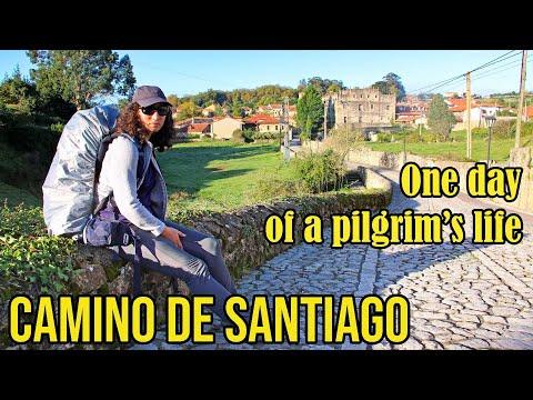 The Camino de Santiago - one day of a pilgrim s life 2019 - YouTube d0bcfe28485