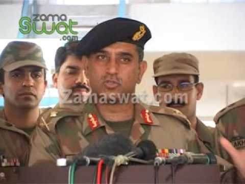Mejor General Ashfaq nadeem Talk With Media After Blast