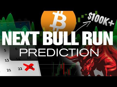 In The Next Bull Run Bitcoin Will Hit Over 100k! When? I Have The Exact Day….