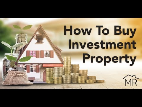 How to Buy Investment Property - Marshall Reddick