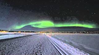 Aurora Borealis (Northern Lights) Äkäslompolo