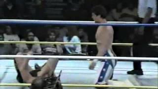 WW 3/11/89- Vincent Young vs Keith Steinborn- SST & Paul E  Inv