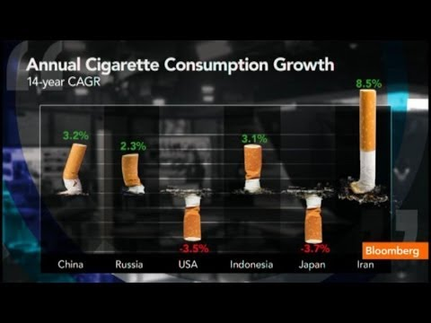 Marlboro Man's Gone, but Tobacco Is Alive and Well