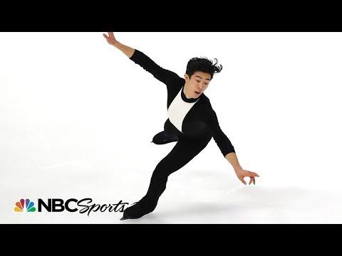US Figure Skating Championship 2019: Nathan Chens Short Program | NBC Sports