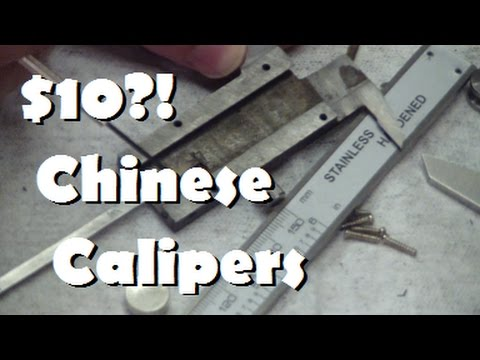 Bored of lame tool reviews? Shake hands with cheap Chinese calipers.