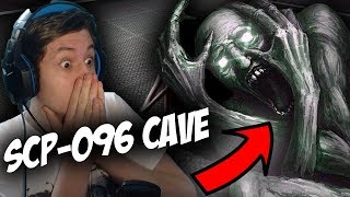 GRA O SCP-096 NIEŚMIAŁKU! | SCP-096 Cave