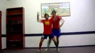Evolution of Dance (Ruach)