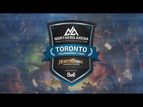 Group Stage: Toast vs Lonaw - Northern Arena Toronto 2016