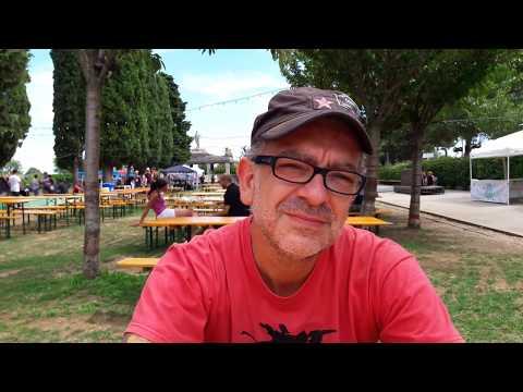 Massi Morandi from The Chromosomes (interview at Punk Rock Raduno 2017)