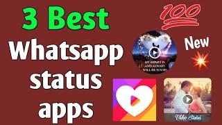 3 Best whatsapp status app 2021   Best status app