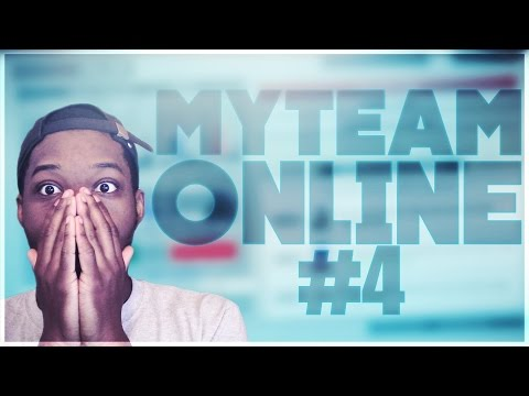 NBA 2K17 MYTEAM ONLINE #4   DIAMOND KAWHI LEONARD IS UNSTOPPABLE