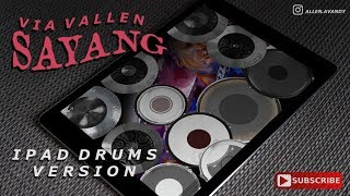 Download Lagu Via Vallen - Sayang (iPad Drum Cover) Mp3