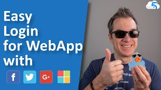 How to use social login (auth0) to secure your Azure Web Application