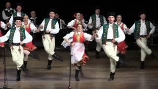 Tańce górali spiskich - Koncert ZPiT Lublin Nasze lubelskie taneczki 25.03.2018