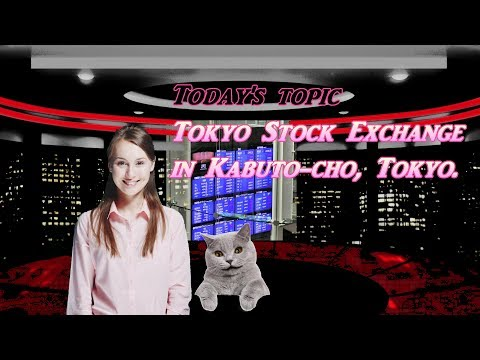 The easy TSE tour guide: Visit Tokyo Stock Exchange, Inc:Tokyo, Japan on 23 October, 2017.