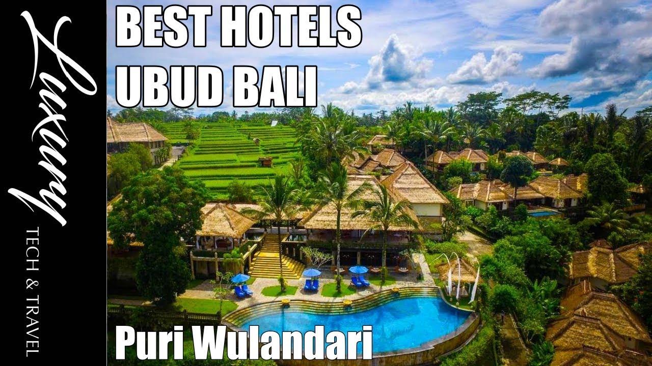 Best Hotels Ubud Bali Puri Wulandari Resort And Spa Ubud Resort Tour