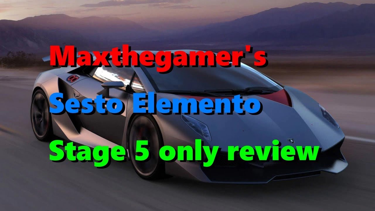 CSR2 Sesto Elemento Stage 5 only discussion by Maxthegamer