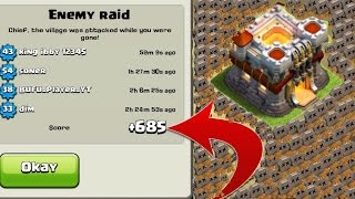 Clash of Clans - NEW TH11 Clan War/Defense/Trophy Base With Grand Warden & Eagle Artillery