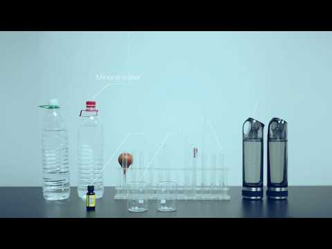 Beulife Hydrogen Water Test: ORP,PH,CL+, etc.