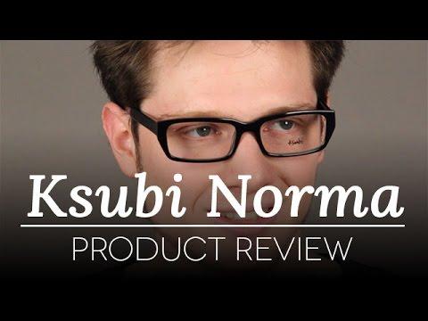 Ksubi Norma Glasses Review - Ksubi Norma 1002204