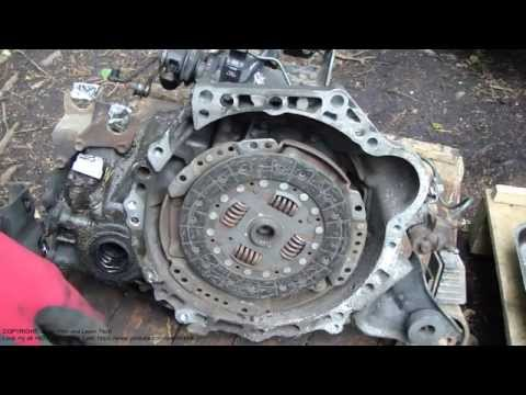 Gearbox look and info Toyota Corolla VVT-i manual 5 speed