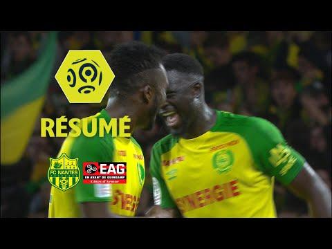 FC Nantes - EA Guingamp (2-1)  - Résumé - (FCN - EAG) / 2017-18