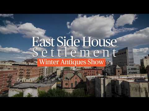 East Side House Settlement, Winter Antiques Show