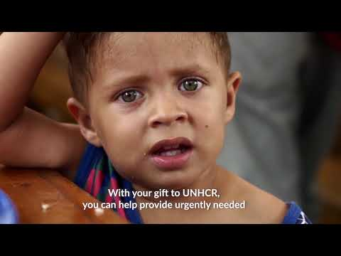 Children On The Run Need Your Help - UNHCR Canada