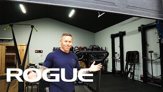 Matt Chan Designs and Builds His New Garage Gym With Zeus Gym Builder