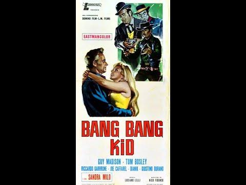 Bang bang kid - Nico Fidenco - 1967