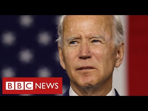 Joe Biden: first President with a stammer - BBC News